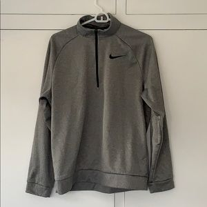 Nike 1/4 Zip Dry Training Top